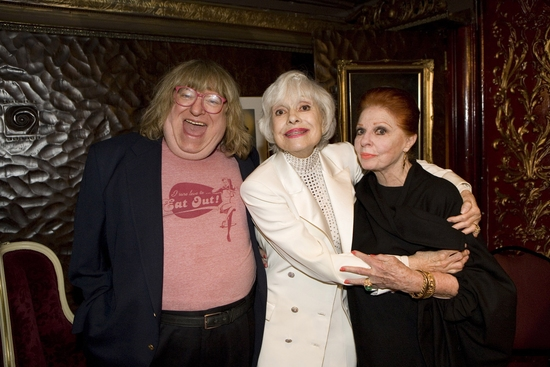 Photo Flash: Carol Channing at 'Cabaret at the Castle'