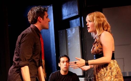 Elliot Roth, Justin Mendoza & Jenn Lederer