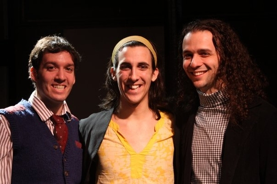 Joshua DesJardins, Martin Gould Cummings, & Anthony Hollock at Midtwenties: The Show