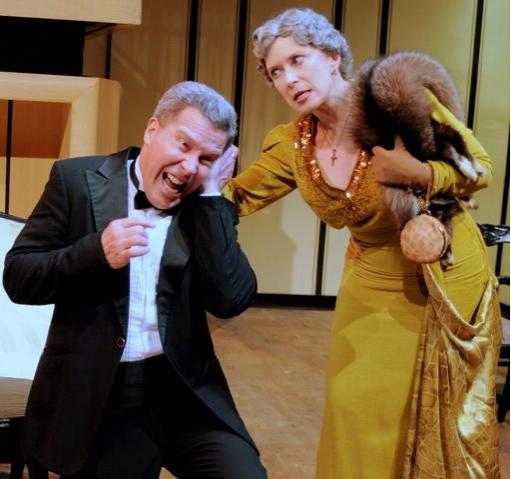 Keith Buterbaugh-Orgon and Susan Jeffries