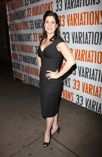 Photo Coverage: 33 VARIATIONS Broadway Opening Night Arrivals