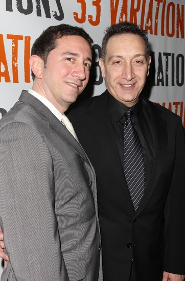 Jeff LaHoste and Moises Kaufman