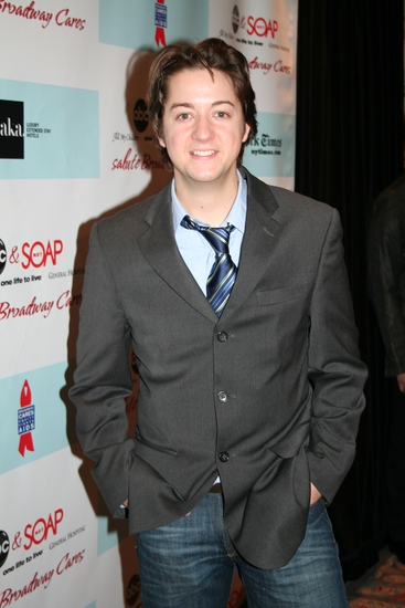 Bradford Anderson at 'ABC and SOAPnet Salutes BC/EFA' Benefit at Town Hall