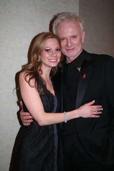 Tamara Braun and Anthony Geary
