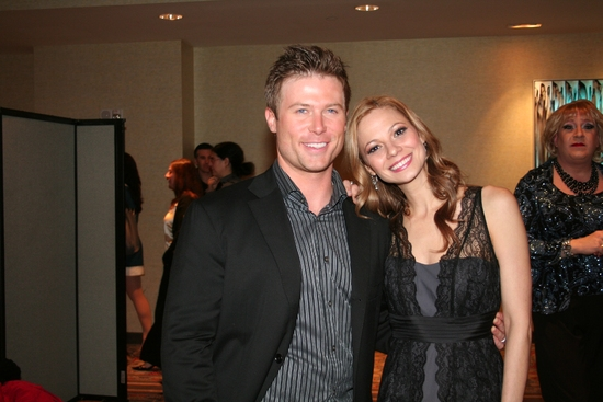 Jacob Young and Tamara Braun