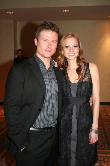 Jacon Young and Tamara Braun