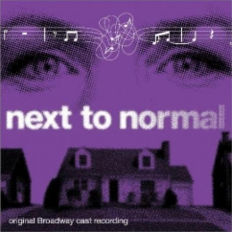 Photos: NEXT TO NORMAL CD Cover Art Revealed