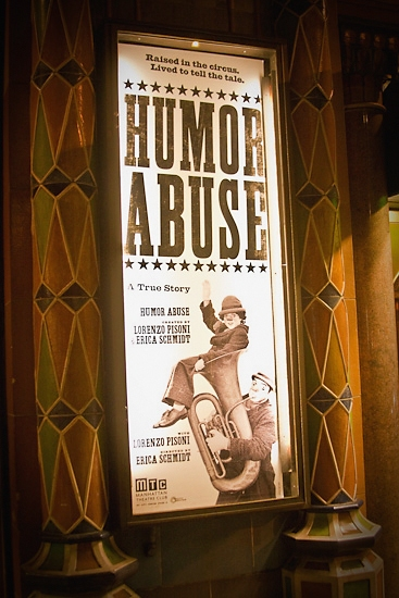 Photo Coverage: MTC's HUMOR ABUSE Opening Night