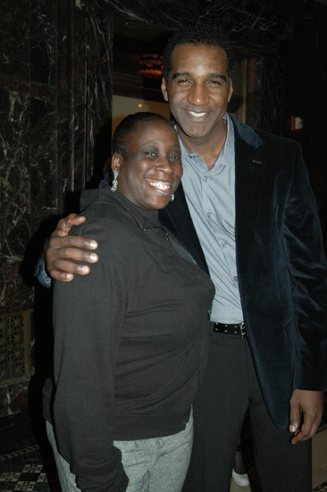 Yolanda Culler and Norm Lewis