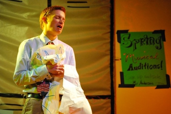 Photo Flash: New Musical VOTE! In Bloomington Indiana