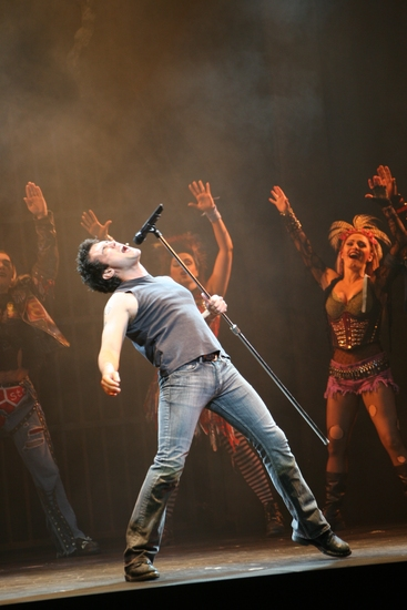 Photo Flash: WE WILL ROCK YOU at the Panasonic