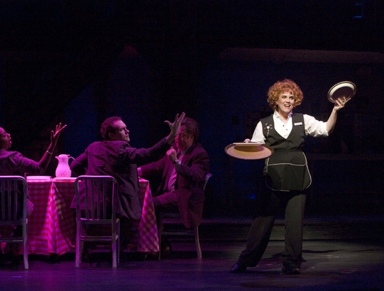 Photo Flash: 'WORKING' at the Old Globe