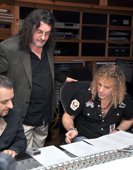 Joe DiPietro & Doug Katsaros and David Bryan