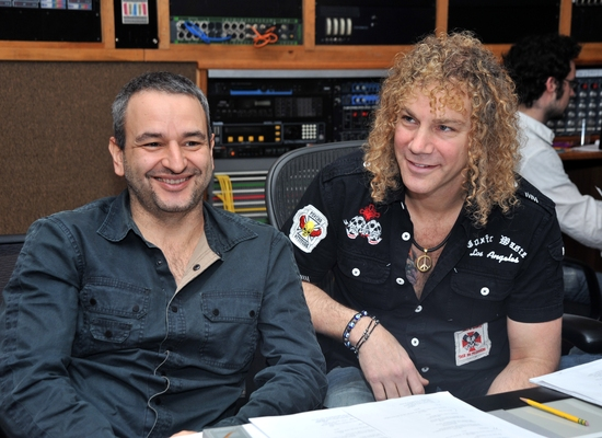Joe DePietro and David Bryan