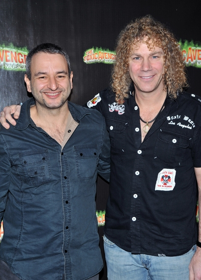 Joe DiPietro and David Bryan