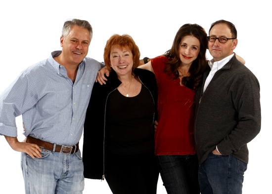 Matthew Arkin, Jenny O'Hara, Marin Hinkle and Arye Gross