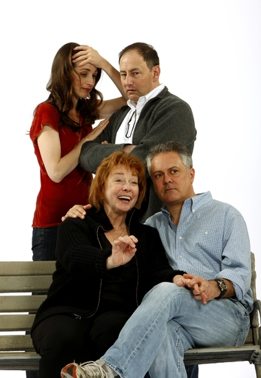 Matthew Arkin, Jenny O'Hara, Marin Hinkle and Arye Gross