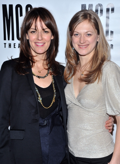 Rosemary DeWitt and Marin Ireland
