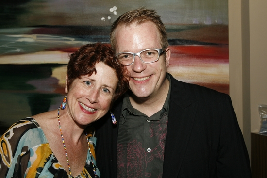 Anne Kennedy and Alexander Dodge Photo
