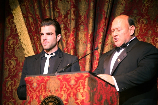 Photo Flash: The Academy of Magical Arts Awards