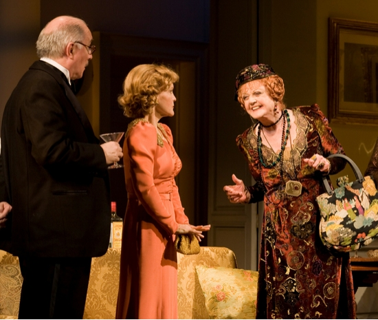 Blithe spirit at the Gielgud theatre in London