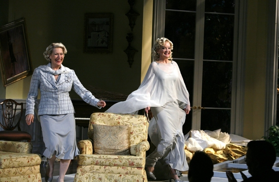 Jayne Atkinson and Christine Ebersole