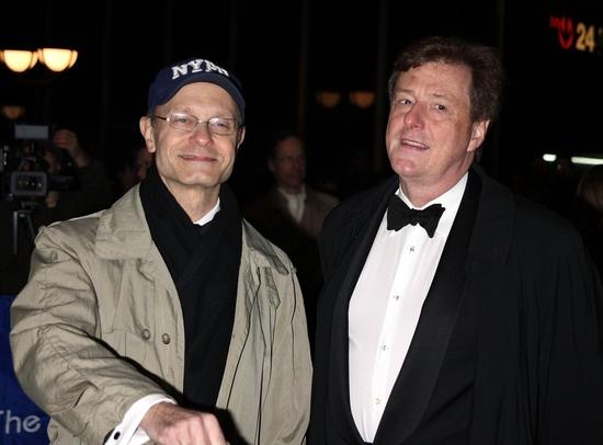 David Hyde Pierce & Brian Hargrove