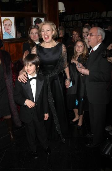 Jayne Atkinson & Her Son