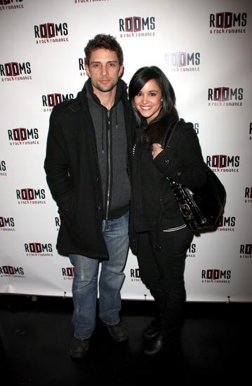 David Fumero and Melissa Gallo