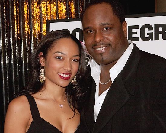 Rachel Nicks and J. Bernard Calloway