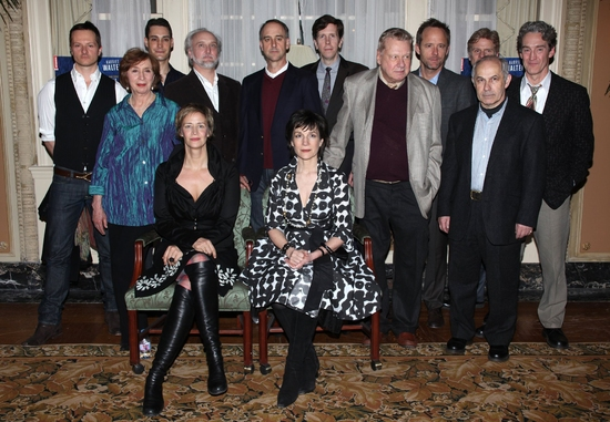 Photo Coverage: 'MARY STUART' Meets the Press
