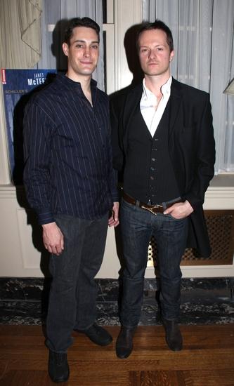 Adam Greer and Chandler Williams