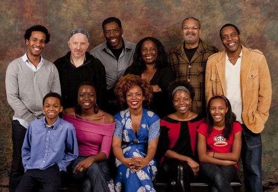 Andre Holland, Arliss Howard, Ernie Hudson, LaTany Richardson Jackson, Roger Robinson Photo