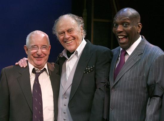 Michael Tucker, Bob Dishy and Gerry McIntyre