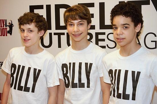 Photo Coverage: BILLY ELLIOT Visits Fidelity FutureStage