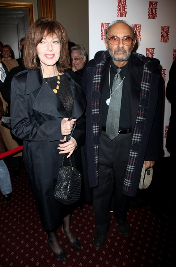 Elaine May and guest   Photo