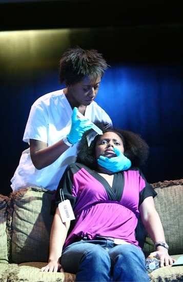 Photo Flash: INKED BABY At Peter Jay Sharp Theater