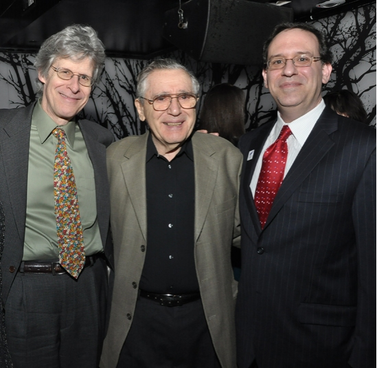ATW Chairman Ted Chapin, Al Larson and ATW Executive Director Howard Sherman