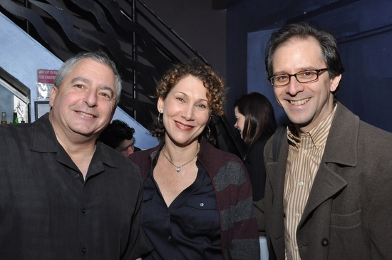 Tim Weil, Randy Graff and John Rando
