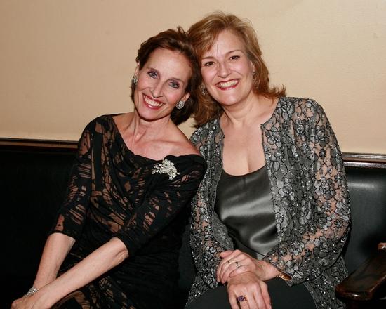 Andrea Marcovicci and Karen Mason