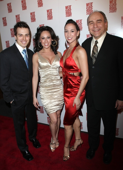 WEST SIDE STORY Back on Broadway - Opening Night Party Pics!