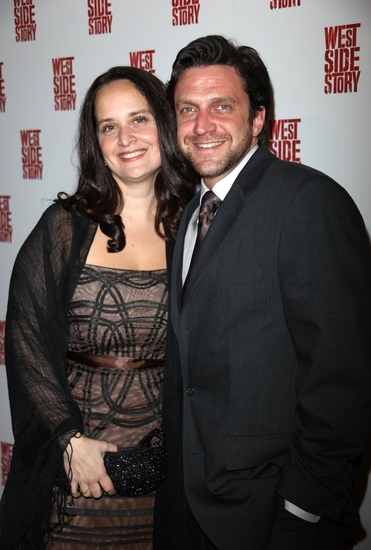 Michele Esparza and Raul Esparza