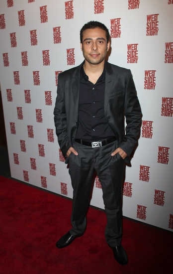 Photo Coverage: WEST SIDE STORY Back on Broadway - Opening Night Party Pics!