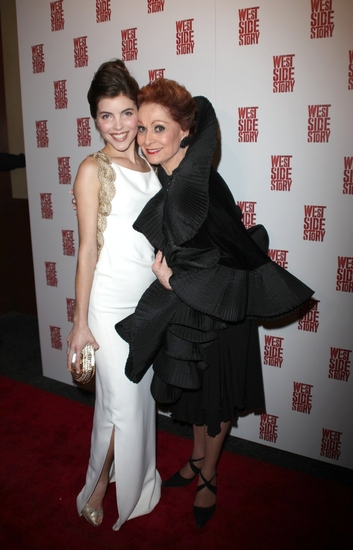 Photo Coverage: WEST SIDE STORY Party Pics 2