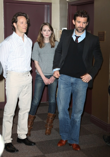 Photo Coverage: THE PHILANTHROPIST Meets the Press!