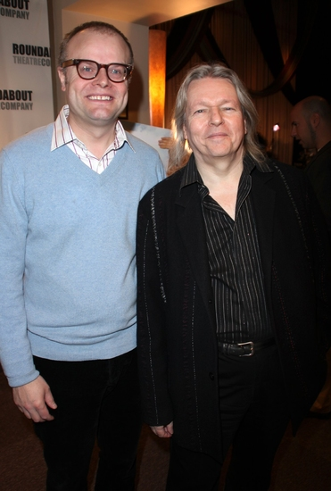 David Grindley and Christopher Hampton