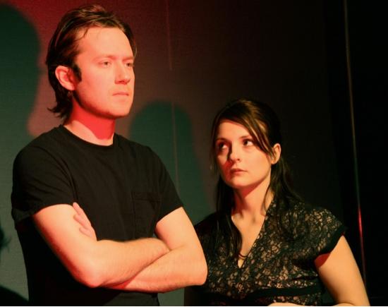 Jeremy Fisher and Marika Englehardt