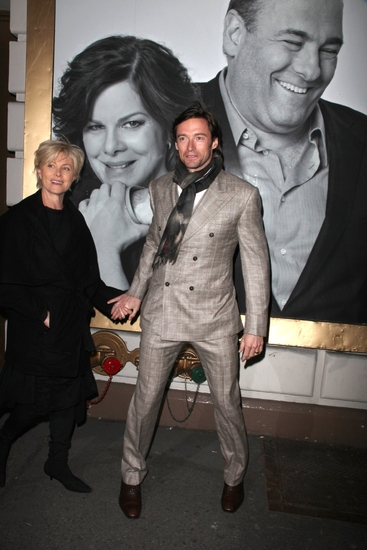 Photo Coverage: GOD OF CARNAGE Opening Night Arrivals on Broadway