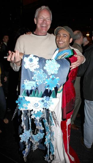 Steve Bassett and Manuel Herrera