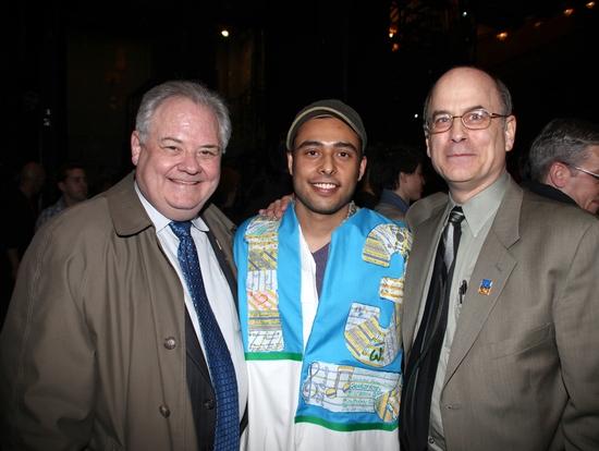 John P. Connolly, Manuel Herrera and Mark Zimmerman